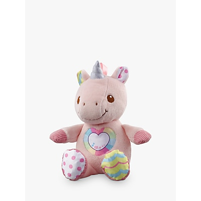 Picture of VTech Colourful Cuddles Unicorn Plush Soft Toy