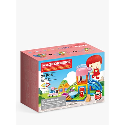 Picture of Magformers Town Ice Cream Shop Set