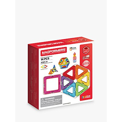 Picture of Magformers Standard 14 Piece Construction Set
