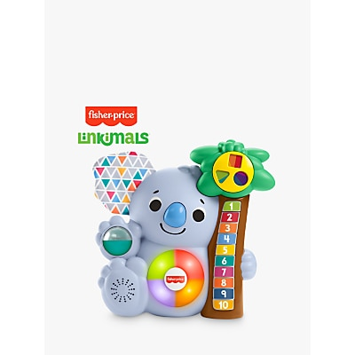 Picture of Fisher-Price Linkimals Counting Koala