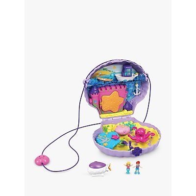 Picture of Polly Pocket Tiny Power Wearable Purse Compact