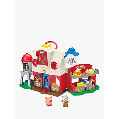 Picture of Fisher-Price Little People Caring For Animals Farm Play Set