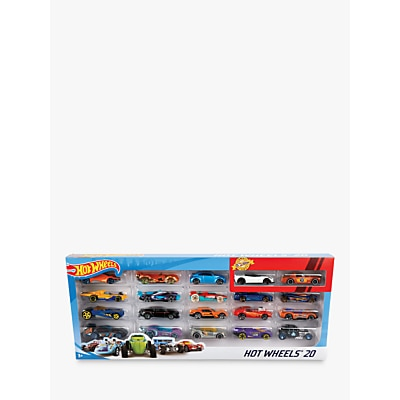 Picture of Hot Wheels 20 Car Pack