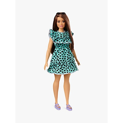 Picture of Barbie Fashionista Polka Dot Dress Doll
