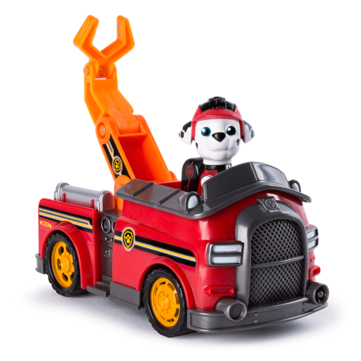 Picture of Paw Patrol Mission Paw - Marshall's Mission Fire Truck