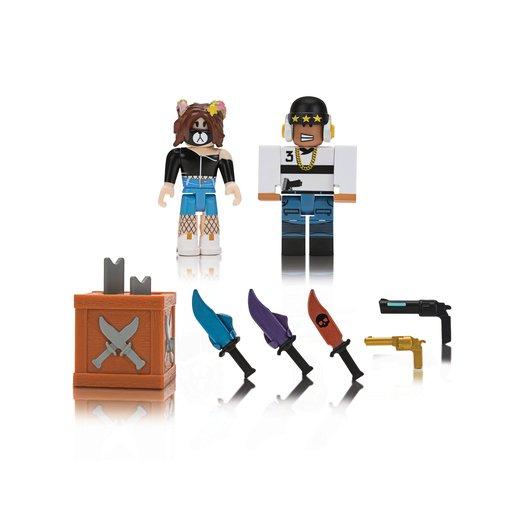 Picture of Roblox Murder Mystery 2 Figures