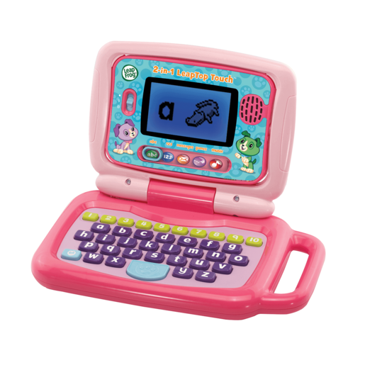 Picture of LeapFrog Leaptop Touch Pink
