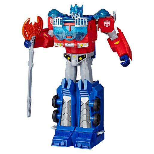 Picture of Transformers Bumblebee Cyberverse Adventures - Optimus Prime