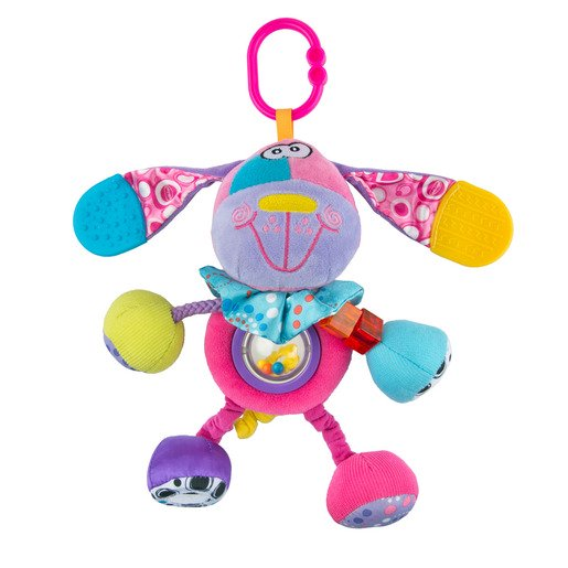 Picture of Playgro Activity Doofy Dog - Pink