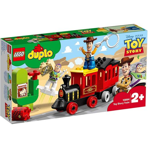 Picture of LEGO Duplo Toy Story 4 Train - 10894