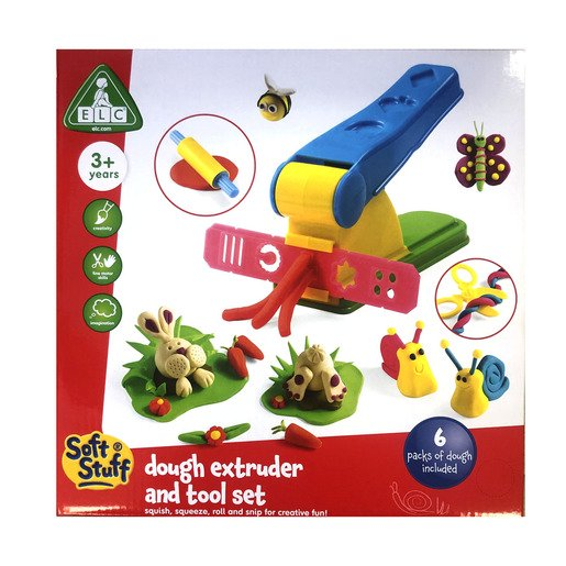 Picture of Early Learning Centre Dough Extruder And Tool Set