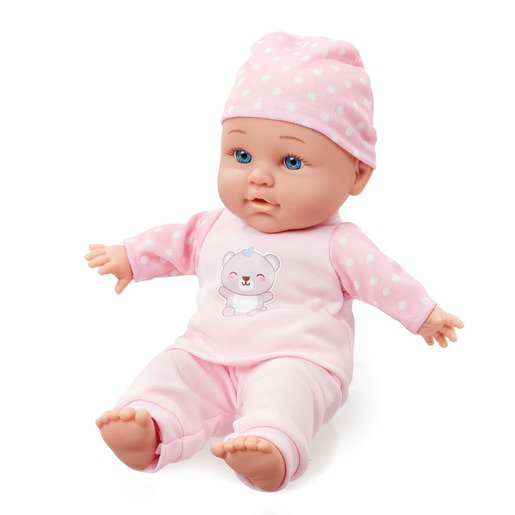 Picture of Be My Baby Cuddly Baby - Pink Outfit