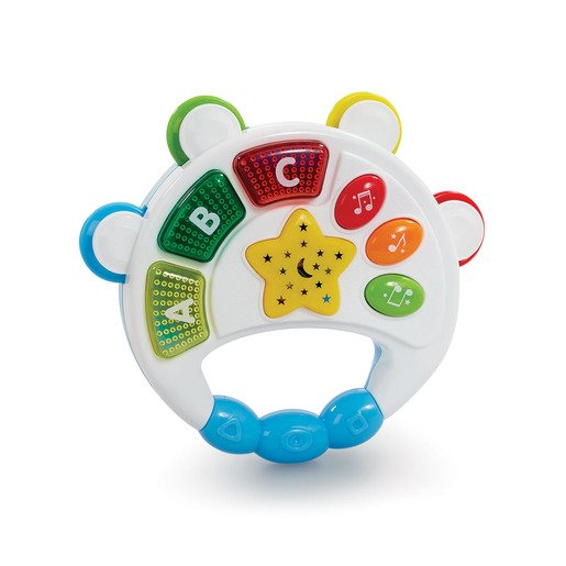 Picture of Little Lot Baby's First Tambourine