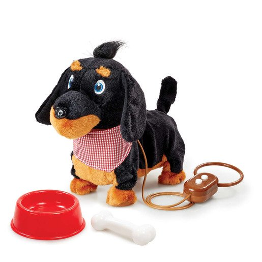 Picture of Pitter Patter Pets Wiggle Jiggle Dachshund