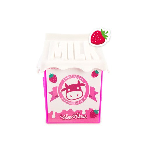 Picture of So Slime D.I.Y Slimelicious Shaker - Strawberry Milk