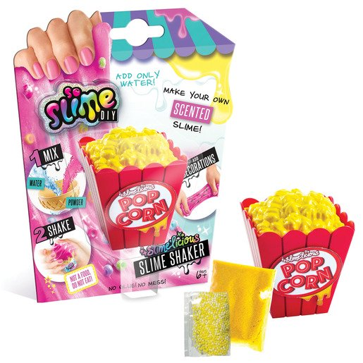 Picture of So Slime D.I.Y Slimelicious Shaker - Popcorn