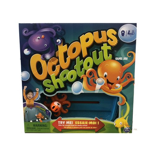 Picture of Octopus Shootout Game