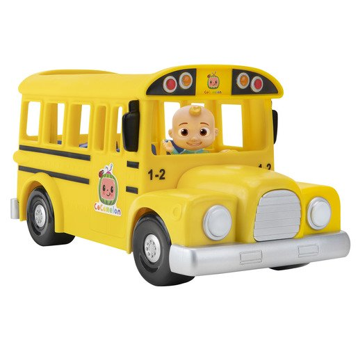 Picture of CoComelon Musical Yellow School Bus