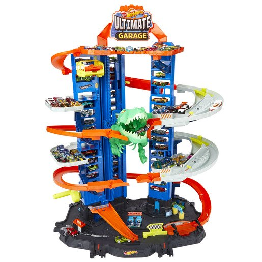Picture of Hot Wheels Ultimate Garage