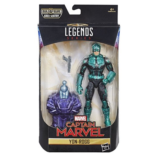 Picture of Marvel Legends Series - Captain Marvel Yon-Rogg