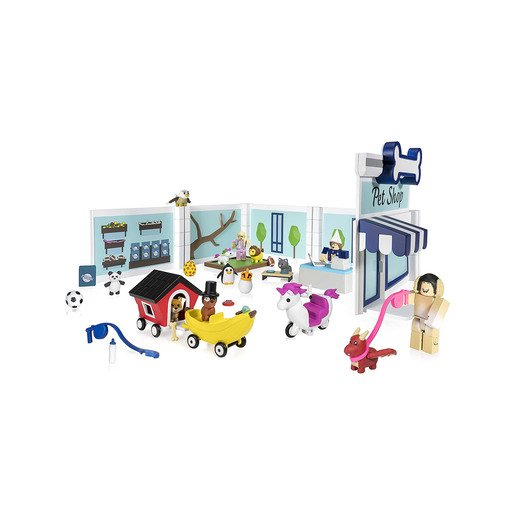 Picture of ROBLOX Adopt Me: Deluxe Pet Store Playset
