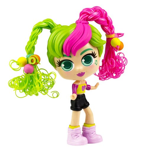 Picture of Curli Girls Doll - Dance Party
