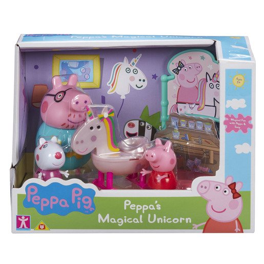 Picture of Peppa Pig Magical Unicorn Playset