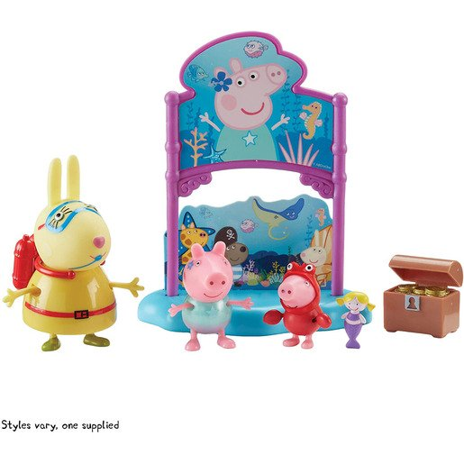 Picture of Peppa Pig Under The Sea Party Playset
