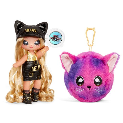 Picture of Na! Na! Na! Surprise Pom Doll Series 3 (Styles Vary)