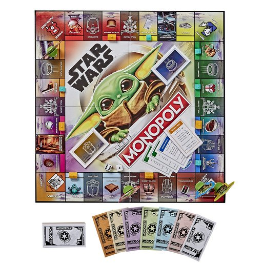 Picture of Monopoly - The Child