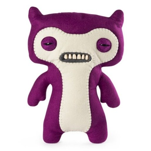 Picture of Fuggler 30cm Funny Ugly Monster - Scuffy Fox Monster Purple