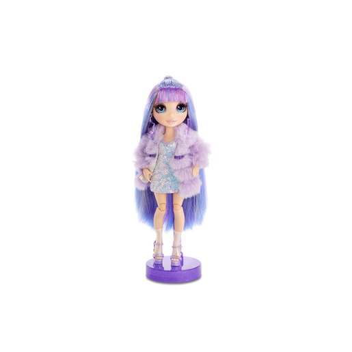 Picture of Rainbow High Fashion Doll- Violet Willow