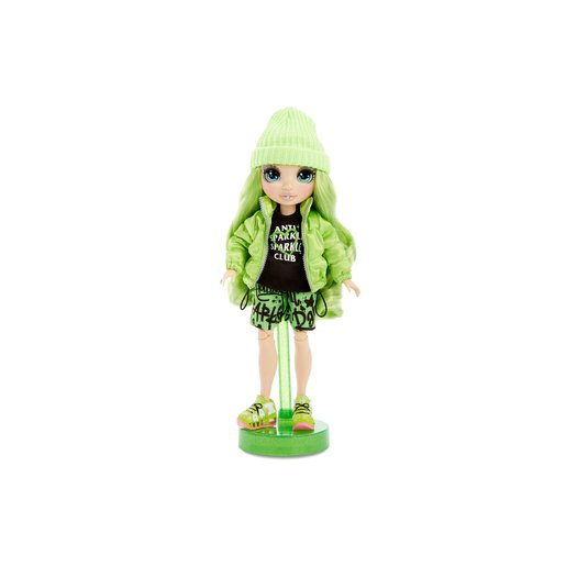 Picture of Rainbow High Fashion Doll- Jade Hunter