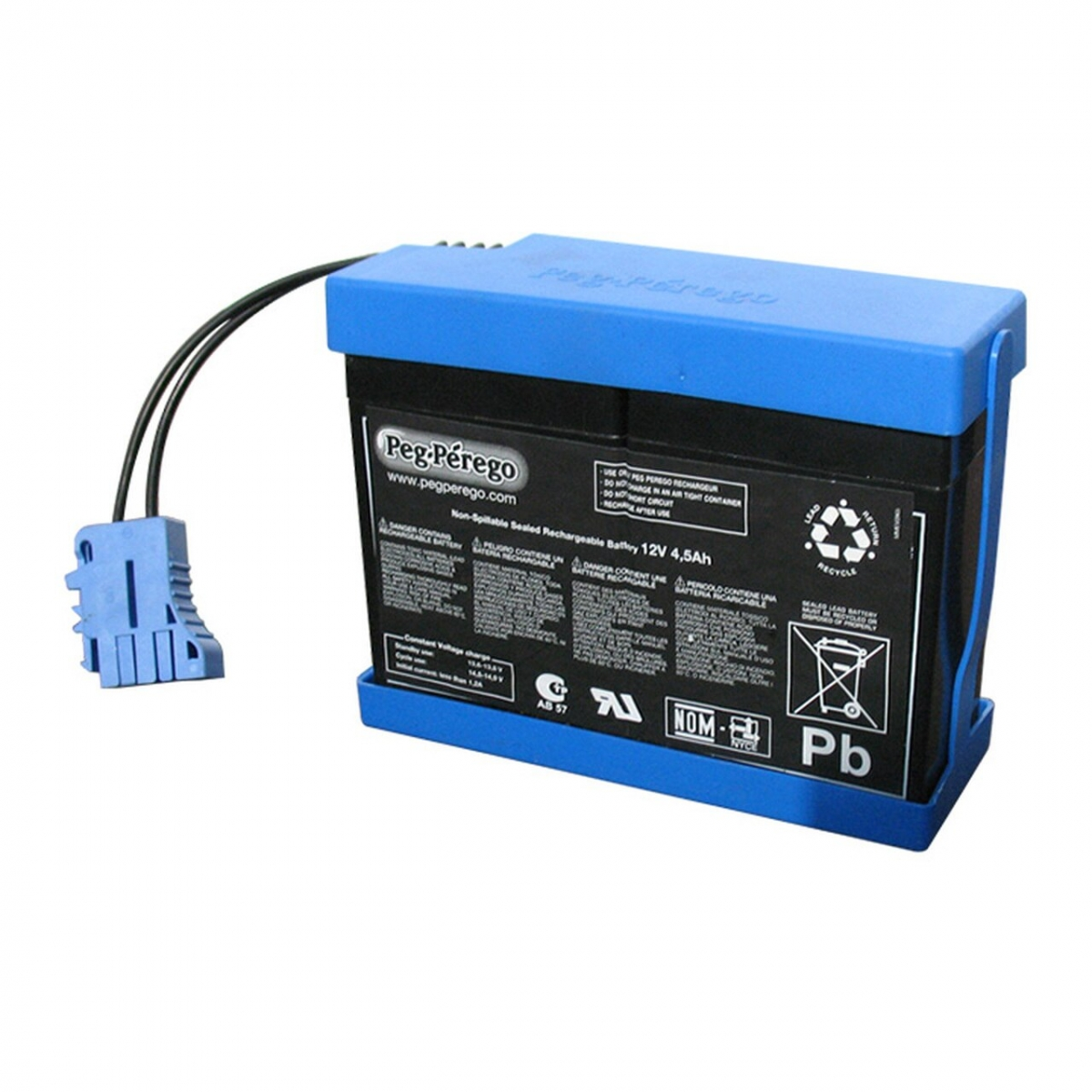 Picture of Peg Perego 12V- 4.5Ah Battery