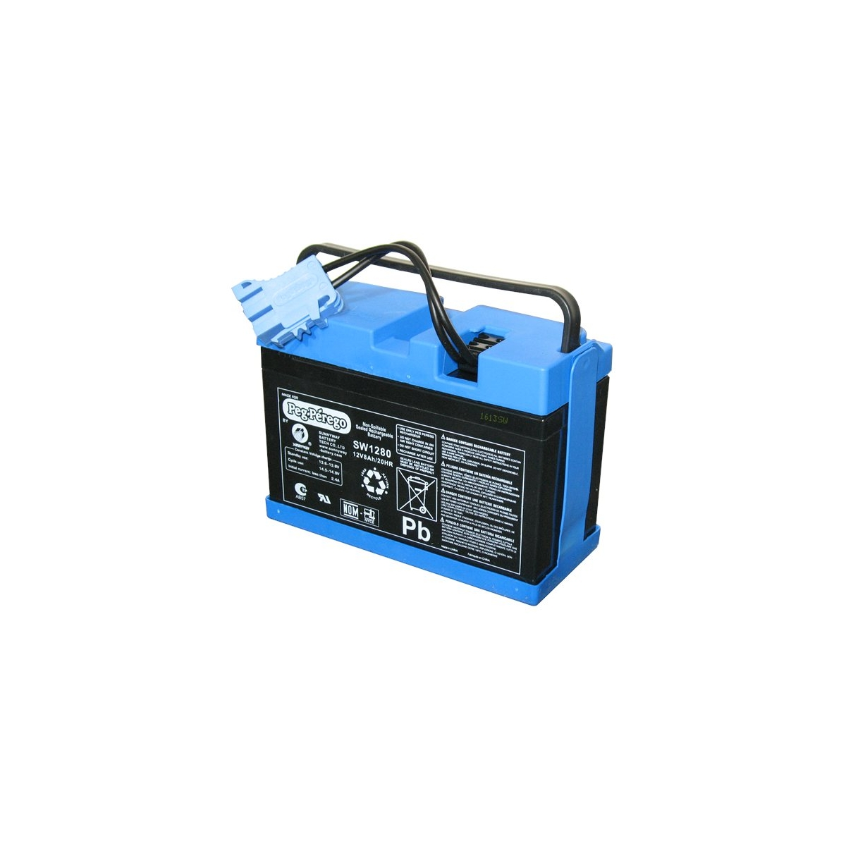 Picture of Peg Perego 12V- 8Ah Battery