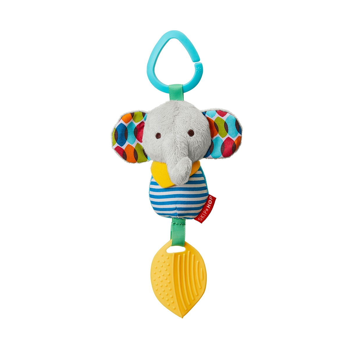 Picture of Skip Hop Chime & Teethe Toy-Elephant