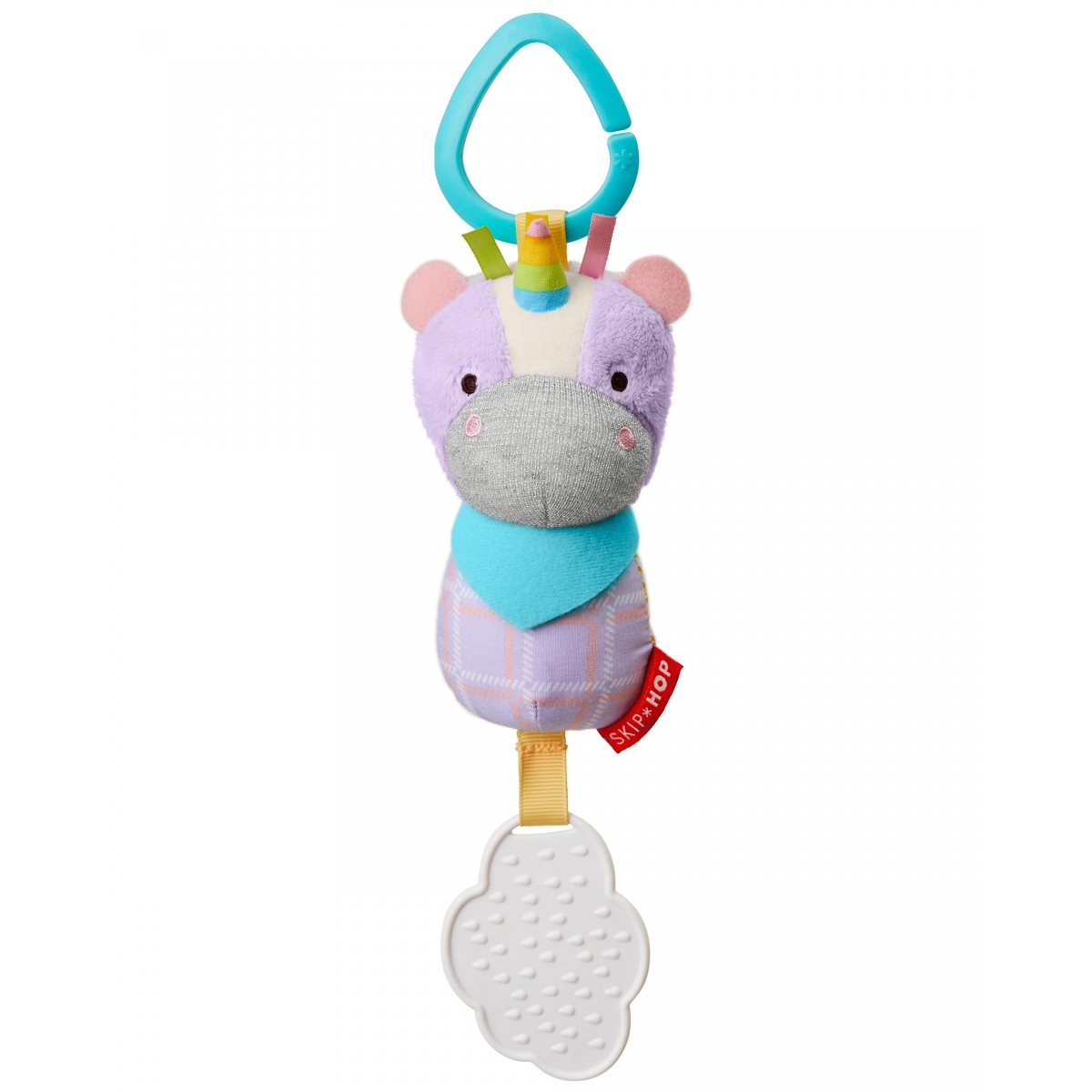 Picture of Skip Hop Chime & Teethe Toy-Unicorn