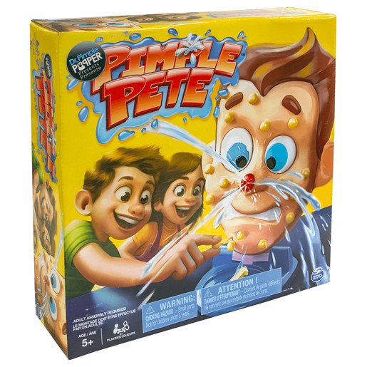 Picture of Pimple Pete Game