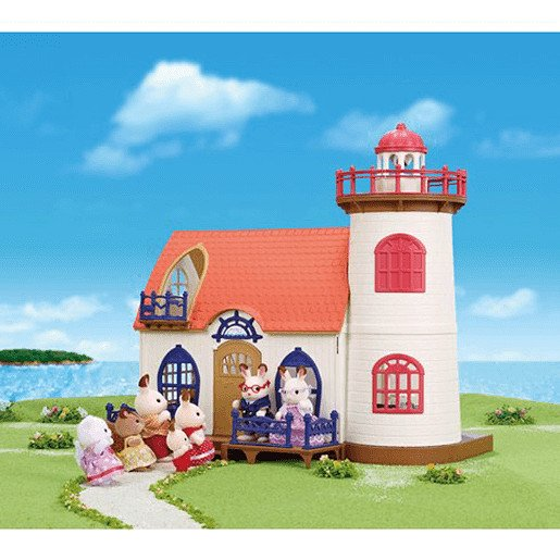 Picture of Sylvanian Families Starry Point Lighthouse