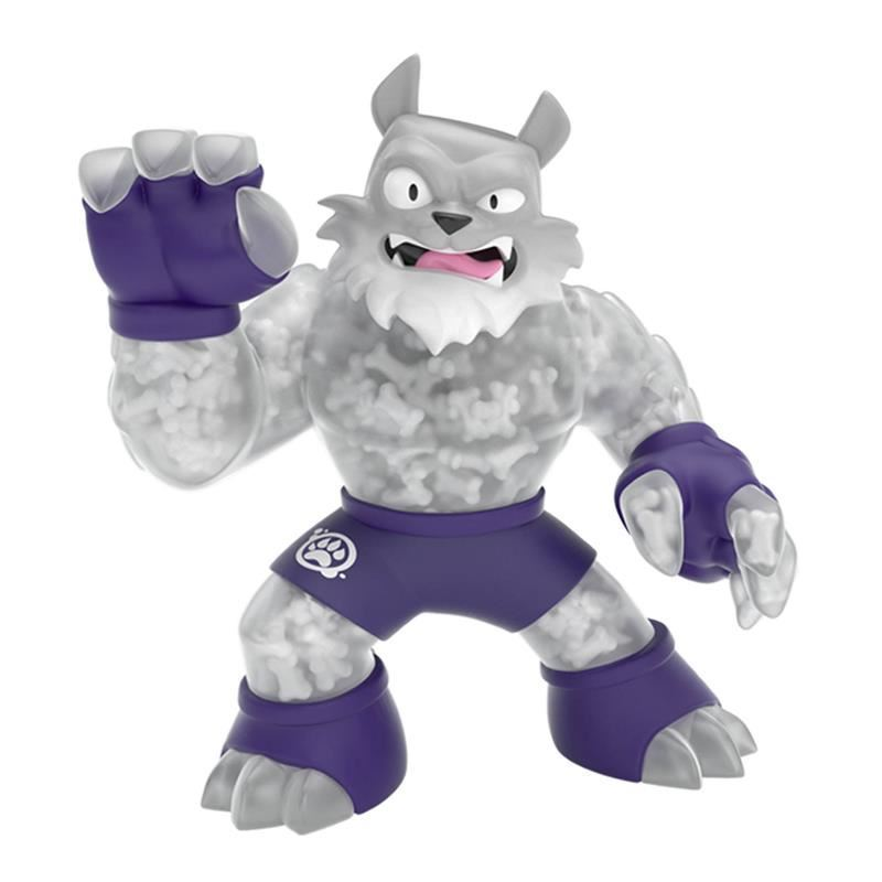 Picture of Heroes of Goo Jit Zu toys - Wolfpain