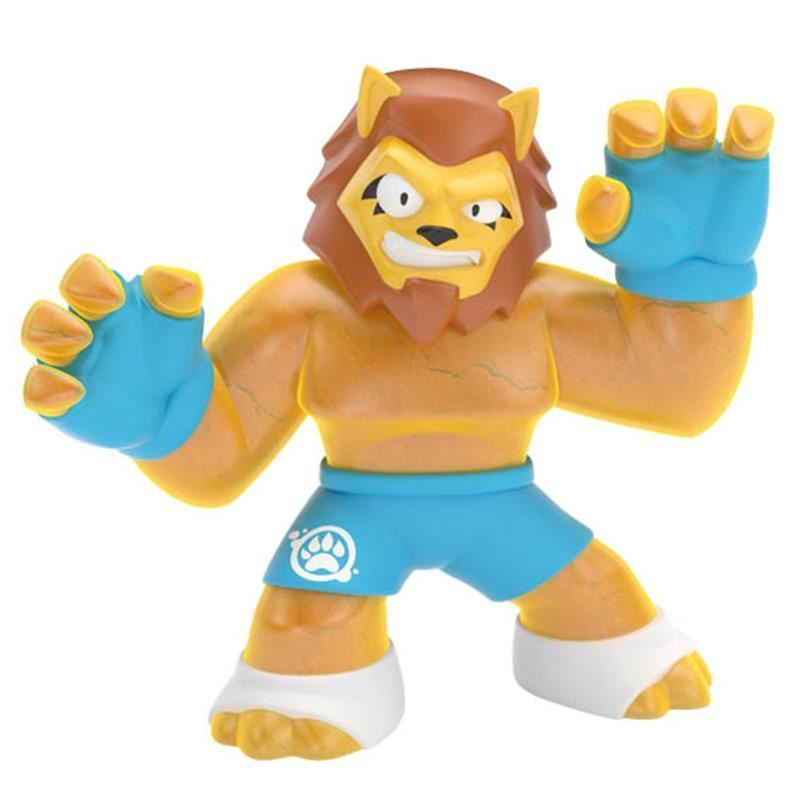 Picture of Heroes of Goo Jit Zu toys - Sahario