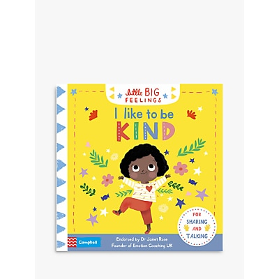 Picture of I Like To Be Kind/Sometimes I Am Worried Children's Books