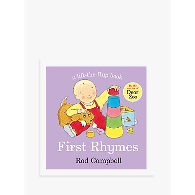 Picture of First Rhymes/Animal Rhymes Children's Books