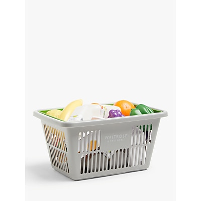 Picture of John Lewis & Partners Waitrose Grocery Basket