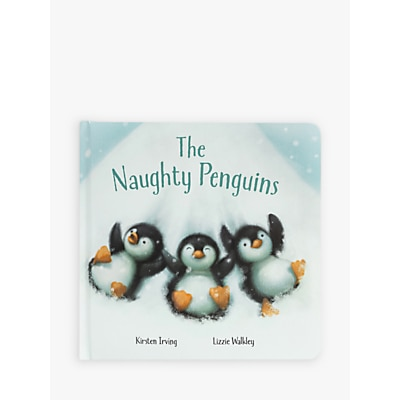 Picture of Jellycat The Naughty Penguins Children's Book