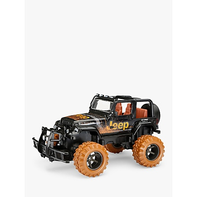 Picture of New Bright 1:15 Mudslinger Radio-Controlled Jeep