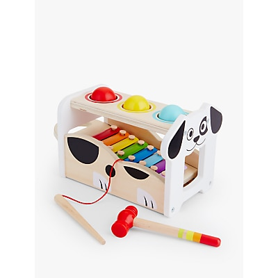 Picture of John Lewis & Partners Wooden Activity Bench