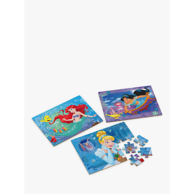 Picture of Disney Princess Wooden Jigsaw Puzzle, 72 Piece