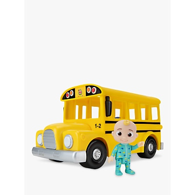 Picture of Cocomelon Yellow School Bus