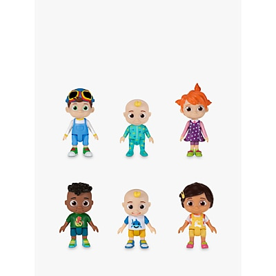 Picture of Cocomelon Family & Friends Set, Pack of 6